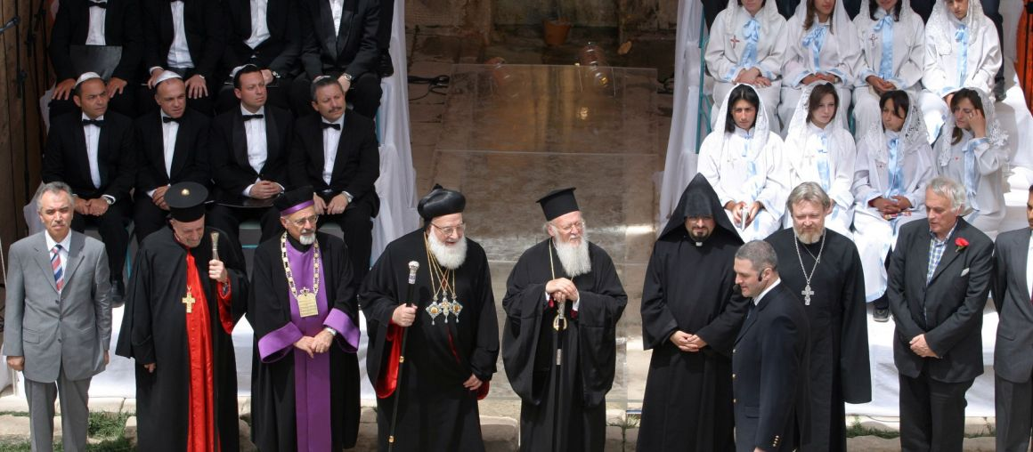 Religious Leaders Meet in Mardin for Peace