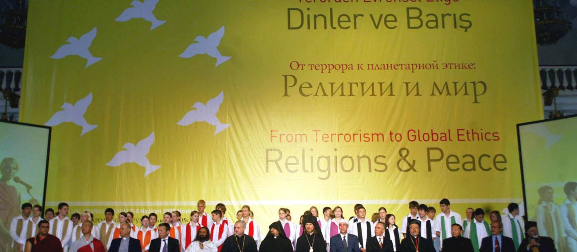 Conference Seeks Interfaith Solutions for Global Peace