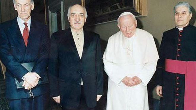 Gulen Meets with Christian and Jewish Leaders to Advocate Dialogue, Tolerance