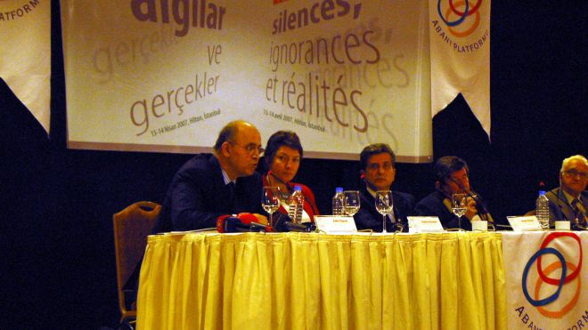 Abant Platform Brings Together Intellectuals from France and Turkey