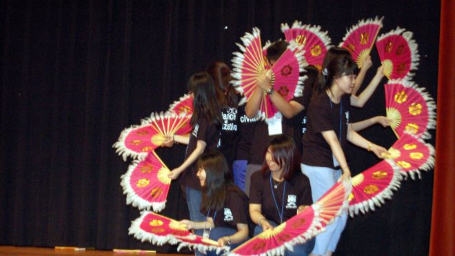 Student Workshop Advocates Cross-Cultural Coexistence