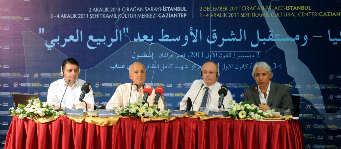 Arabs, Turks Attempt to Redefine Arab Uprisings, Political Trajectories