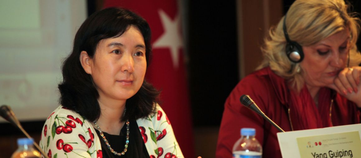 Academic Conference Strengthens Ties between China and Turkey