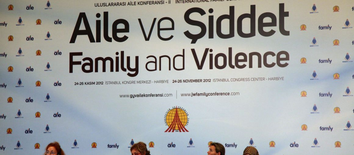 Conference Recommends Greater Gov't Action against Domestic Violence