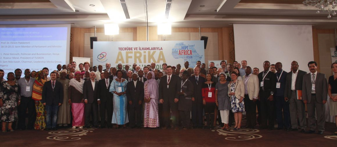 Africa and Turkey Pledge Further Cooperation Based on Mutual Respect