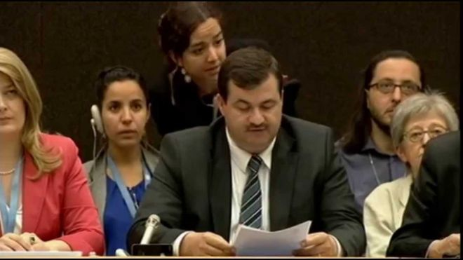 JWF Delivers Statement at ECOSOC's Annual Meeting in Geneva