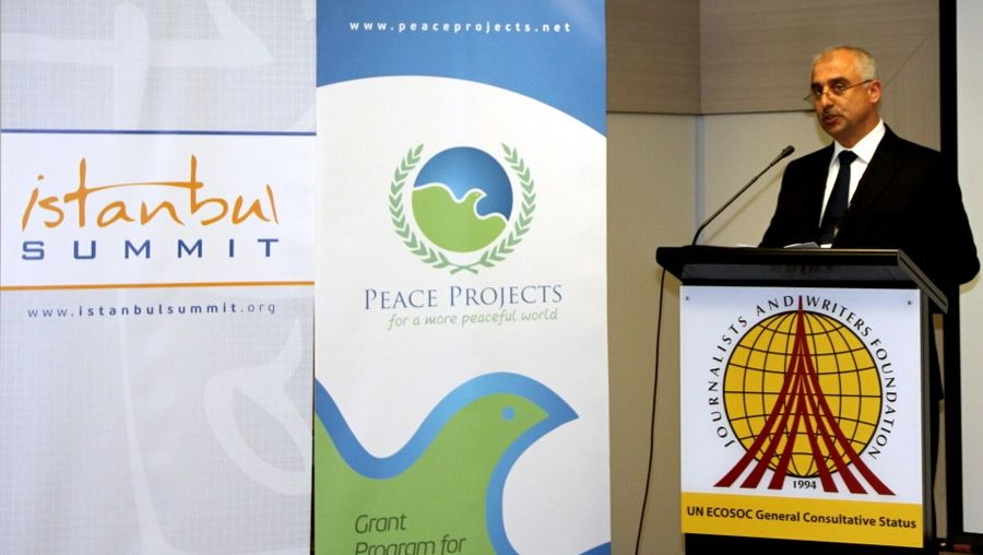 Istanbul Summit and Peace Projects Presented in New York