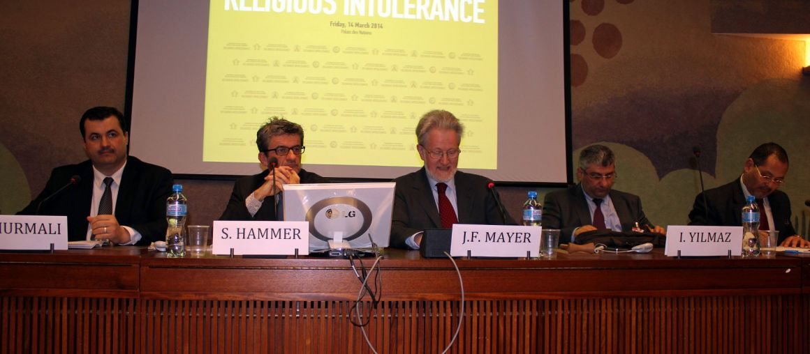 JWF Focuses on Civil Society Initiatives to Combat Religious Intolerance