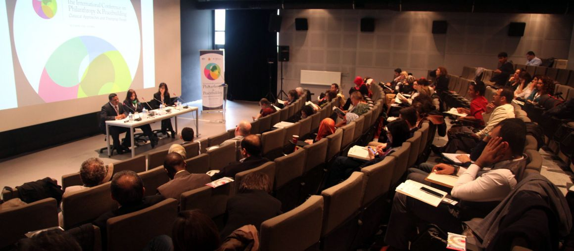 Internat'l Conference Sparks Discussions on Philanthropy and Peacebuilding