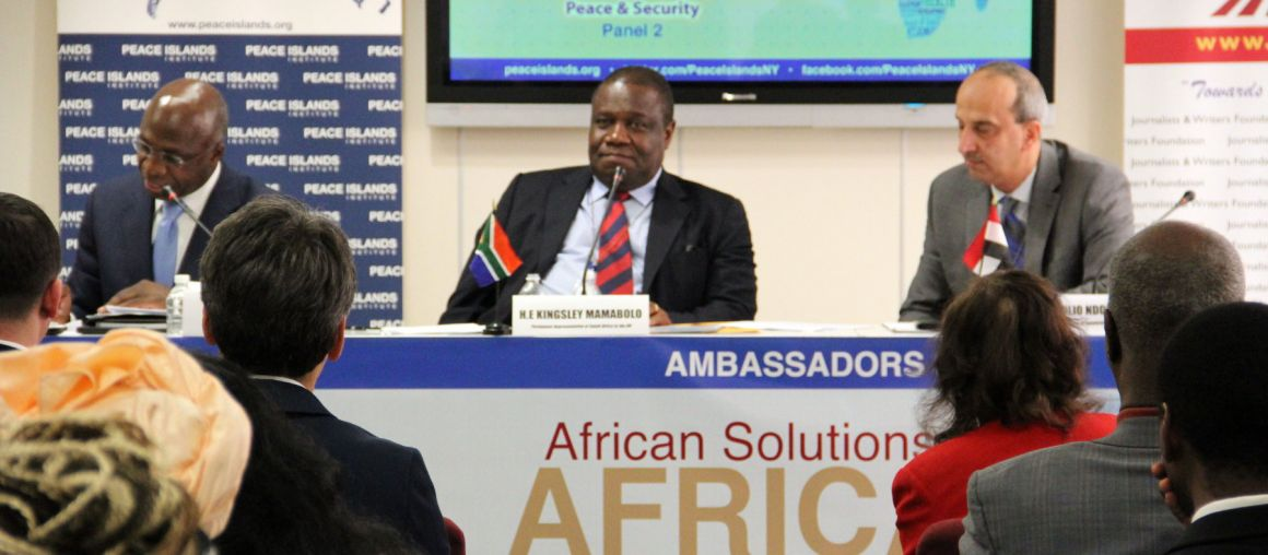 Ambassadors Series Presents 2nd Panel Focused on Africa