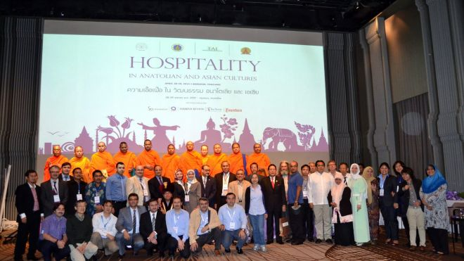 """Hospitality in Anatolian and Asian Cultures"" Conference"