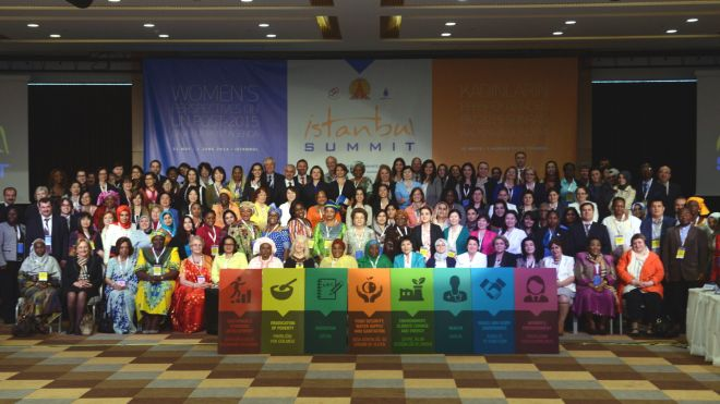 Women's Empowerment Key for Development, Istanbul Summit Concludes
