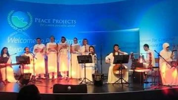 Grant Recipients Announced at Peace Projects Award Ceremony