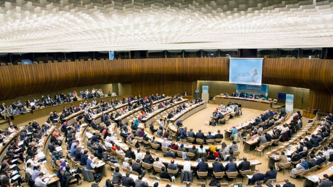 """""""Mobilizing Civil Society for Building Peace"""" Geneva Peace Conference"""