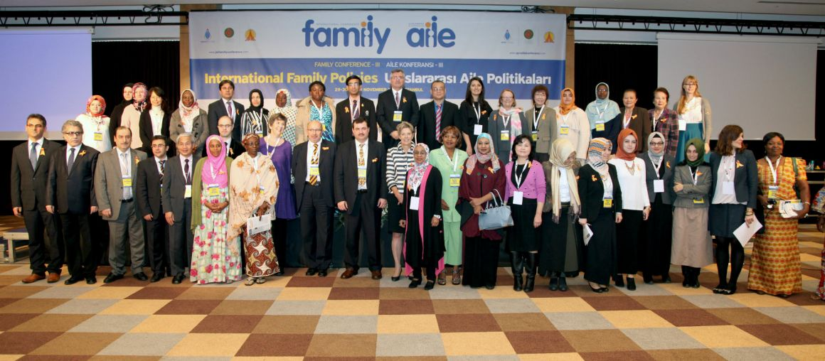 Conference Opens Discussions on International Family Policies