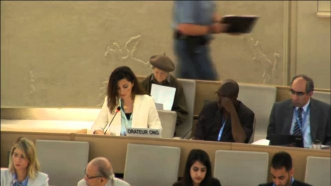 Oral Statement at the 30th Plenary Meeting of the Human Rights Council, 29th Regular Session