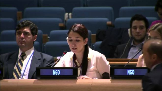 Oral Statement at ECOSOC's High-Level Segment 2015