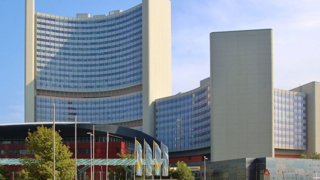 United Nations Office at Vienna