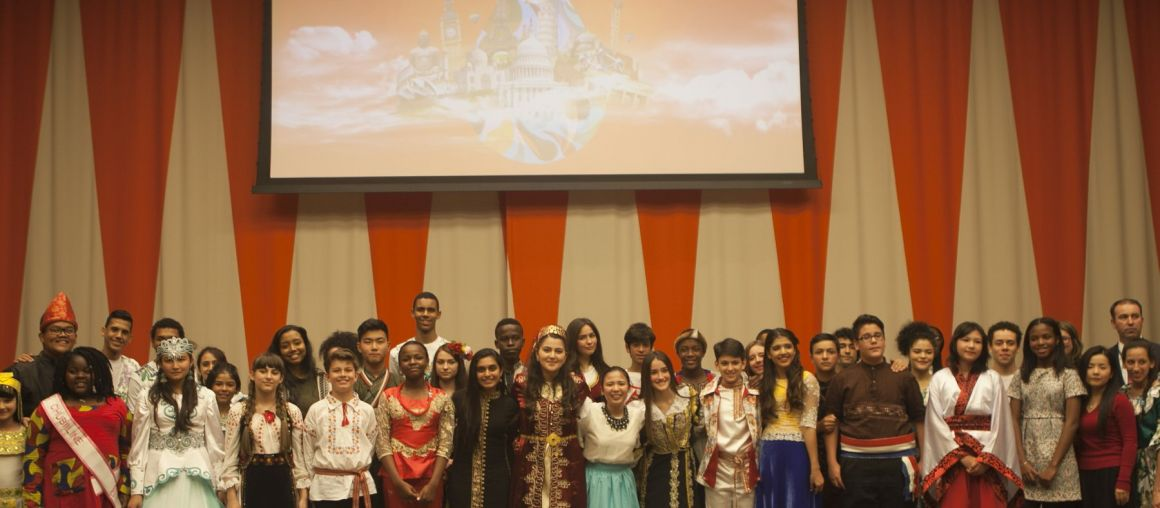 "International Festival of Language and Culture 14: ""Colors of the World"""