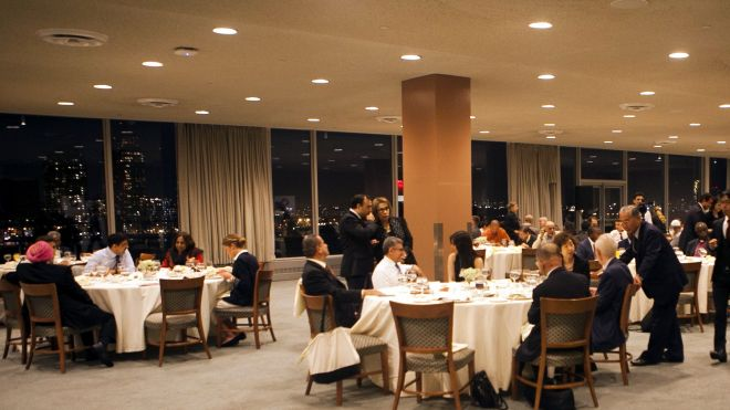 UN Interfaith Iftar Dinner