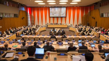 JWF Delivers Oral Statement at ECOSOC High-Level Segment 2015