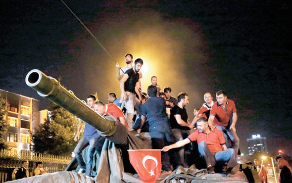 Request For an International Commission to Investigate Turkey's Failed Coup of July 15th, 2016