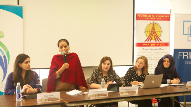 CSW 62 EVENT: Socio-Economic Empowerment of Women
