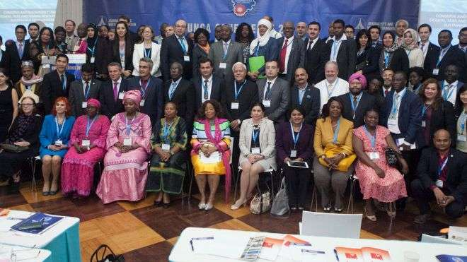 "UNGA CONFERENCE 2015: ""CREATING AWARENESS FOR A BETTER WORLD"""