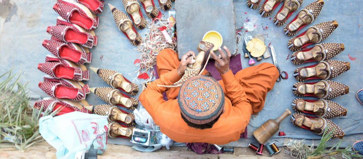 The Online Revival of Pakistan's Handmade Crafts By Moneeza Burney