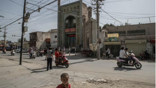 Mass Incarceration of Uyghurs in Xinjiang Region of China
